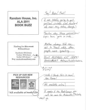 Annotated Book Buzz