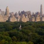 Overlooking Central Park- what a night!