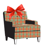 holiday chair