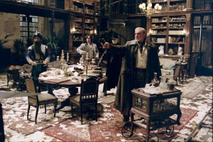 dorian gray's library