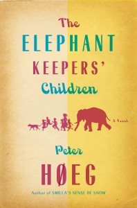 the elephant keeper's children