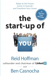 start-up of you