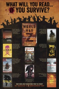 What Will You Read If You Survive Poster_Smaller