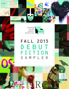 Debut Fiction Sampler