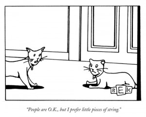 The Big New Yorker Book of Cats #1