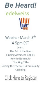 LibraryReads Webinar ad