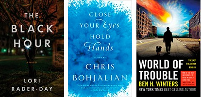 July LibraryReads Winners