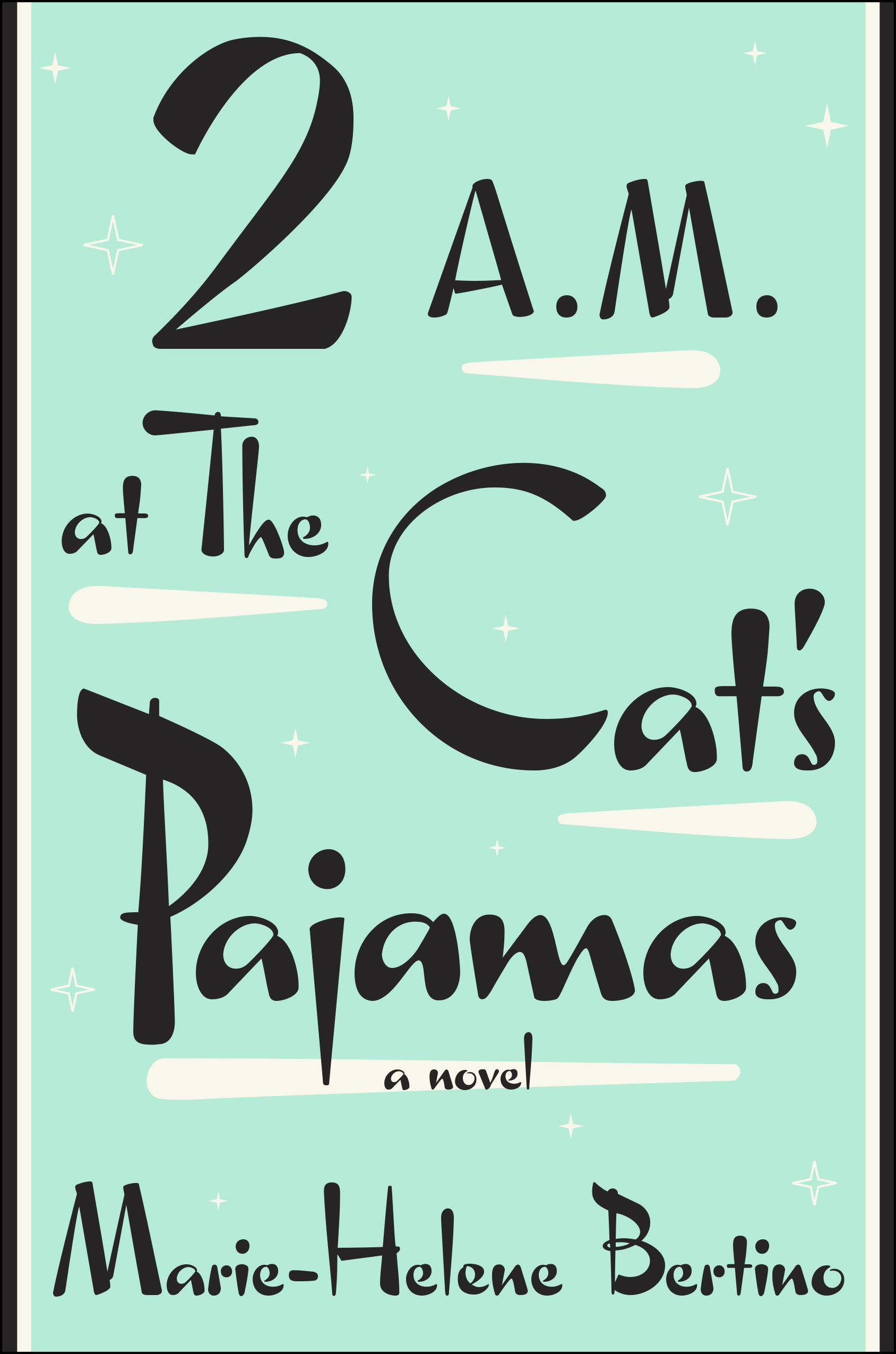 2am at teh cat's pajamas