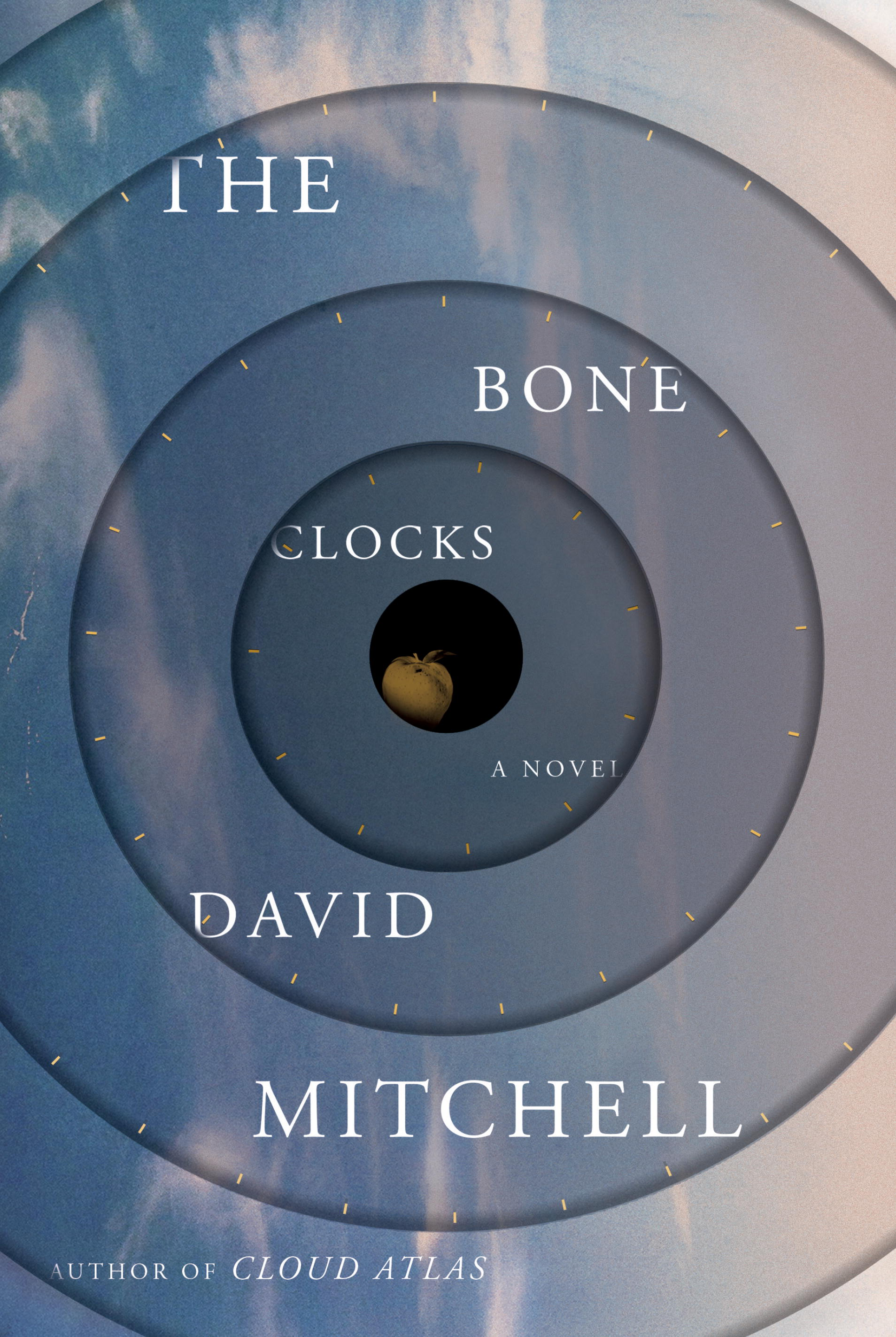 the bone clocks cover