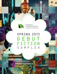 Spring 2015 Debut Fiction Sampler cover