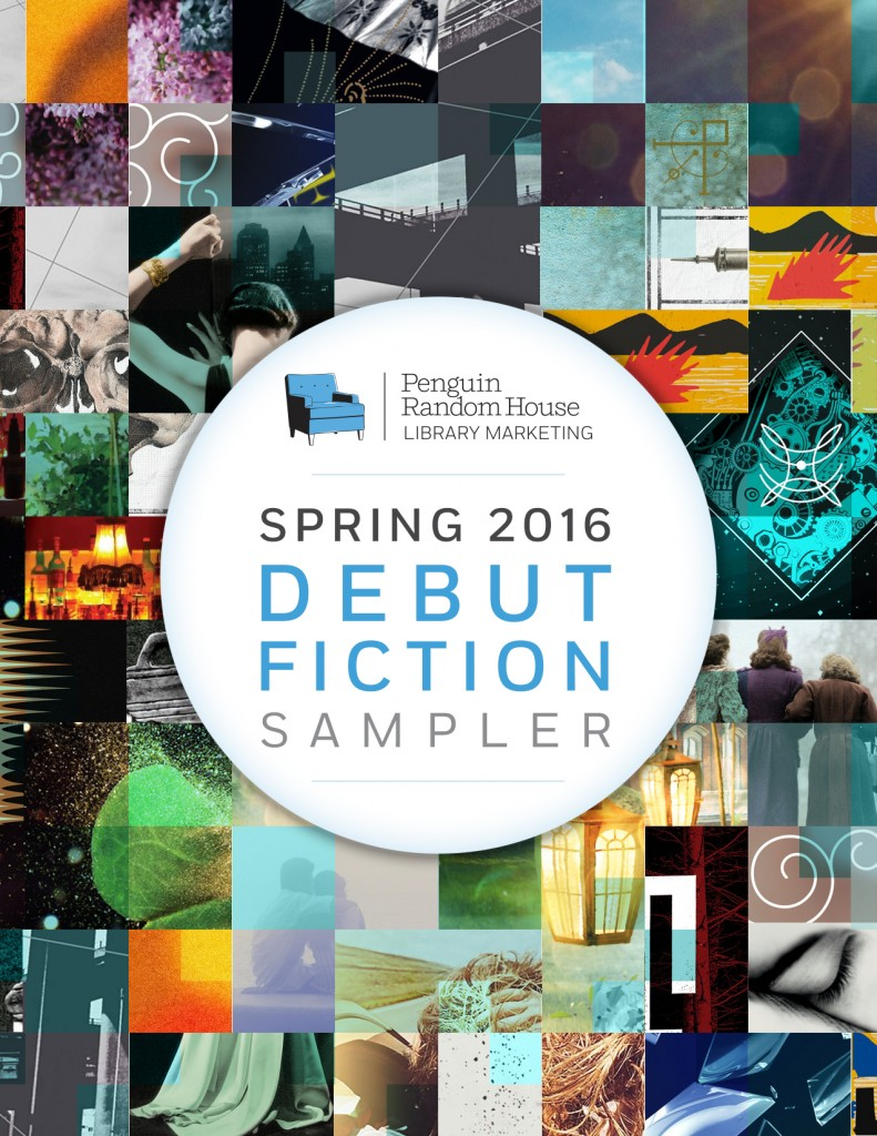Spring 2016 Debut Fiction Sampler Cover