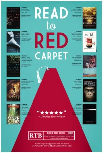 Read-to-Red-Carpet-Library-Display-Poster