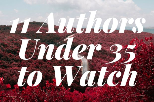 8 Authors Under 35 to Watch
