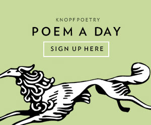 Link here: http://knopfdoubleday.com/knopf-poetry-signup/