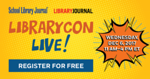 Link here: https://vshow.on24.com/vshow/LibraryCon/registration/14851