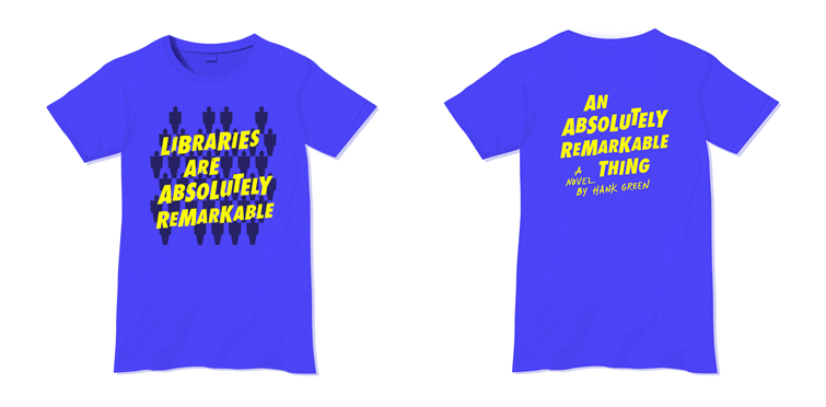 an-absolutely-remarkable-thing-tshirt