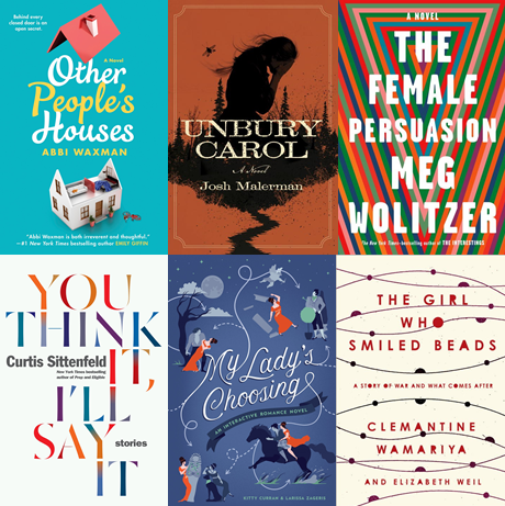 April 2018 Libraryreads List Announced Penguin Random House