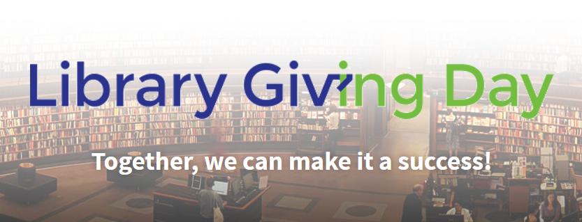 library-giving-day