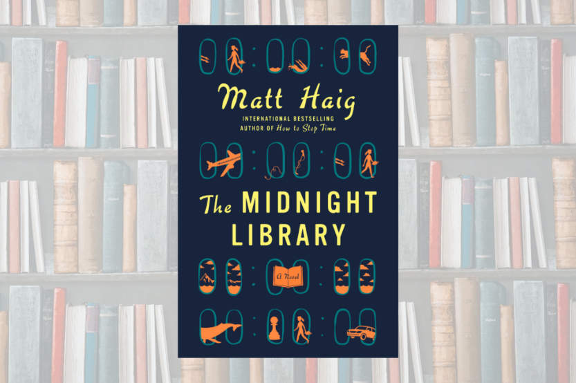 Fridayreads: The Midnight Library by Matt Haig – Penguin Random House  Library Marketing