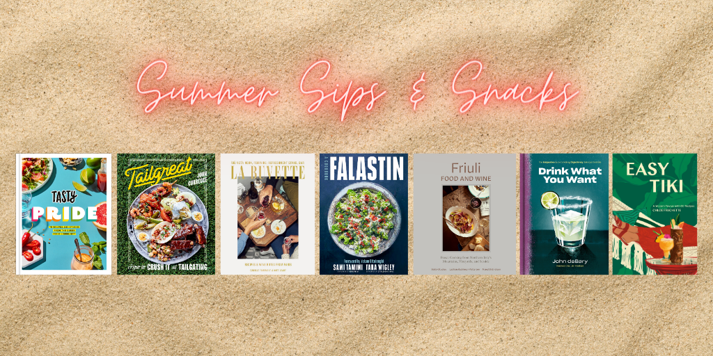 Summer Reading Sampler_Summer Sips & Snacks