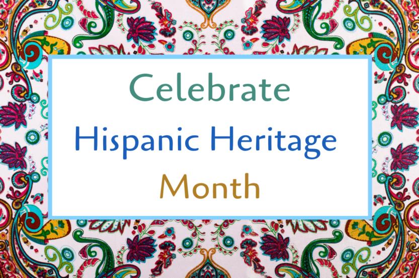 hispanic heritage month header