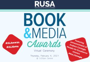 RUSA BOOK AND MEDIA AWARDS