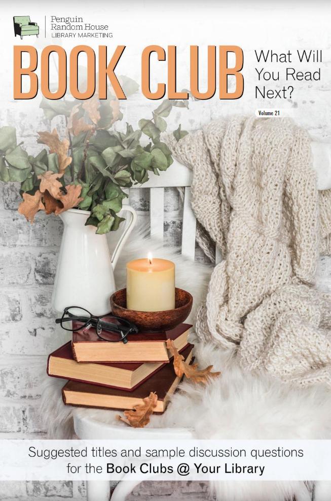 Book Club Brochure